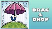 Spring Drag & Drop Puzzle