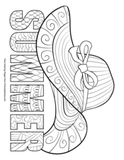 Summer Coloring Pages Free Printable Pdf From Primarygames