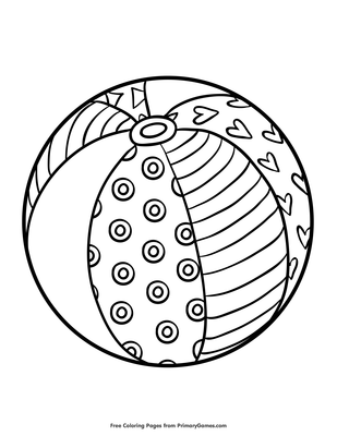 finest colouring pages beach color pages on minimalist online at ... | 400x309