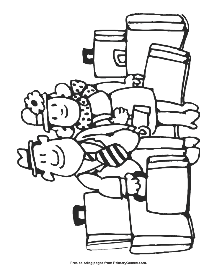 primary games coloring pages - photo#24