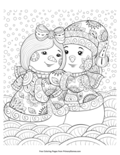winter and hope dolphin lineart by yampuff | Dolphin coloring ... | 226x175