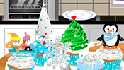 Bake Winter Cupcakes