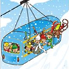 Find the Differences: Ski Lift