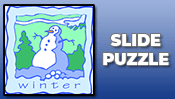 Winter Slide Puzzle