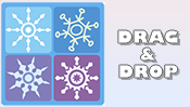 Snowflake Drag & Drop