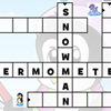 Winter Picture Crossword Puzzle