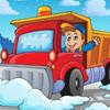 Winter Picture Search Puzzle