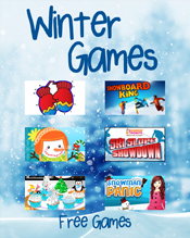 winter online games