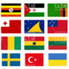 World Flags Match Game